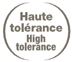 Haute tolérance